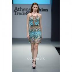 Κοντο Φόρεμα με Τιραντες