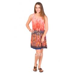 TOYNIK κοντό φόρεμα ζέρσευ
