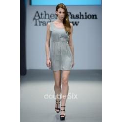 Κοντό  Βαμβακερό Φόρεμα