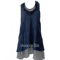 Μεγαλα νουμερα Φόρεμα Βαμβακερό
