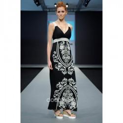 Μακρυ Φόρεμα με Τιραντες