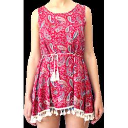 Βαμβακερό τοπ/Φόρεμα
